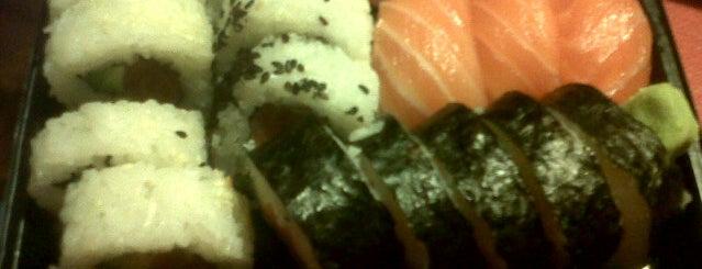 Gako Sushi is one of Gespeicherte Orte von Alison.