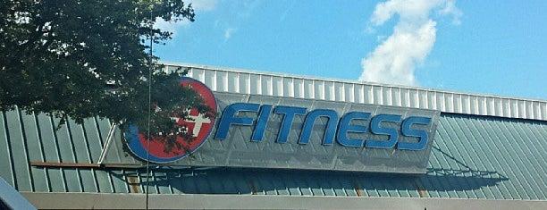 24 Hour Fitness is one of Tempat yang Disukai Matt.