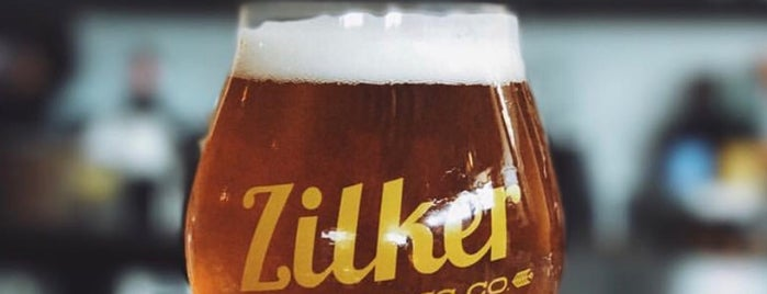 Zilker Brewing Co. is one of Locais curtidos por Andrea.