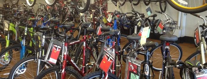 Fridley Heights Schwinn and Cyclery is one of Harry 님이 좋아한 장소.