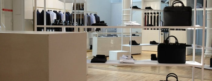 Dior Homme is one of Menswear Boutiques NYC.