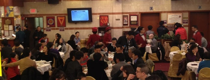 Golden Unicorn Restaurant 麒麟金閣 is one of NYC Restaurants.