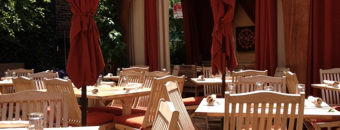 Pera Soho is one of Eat or drink outdoors.