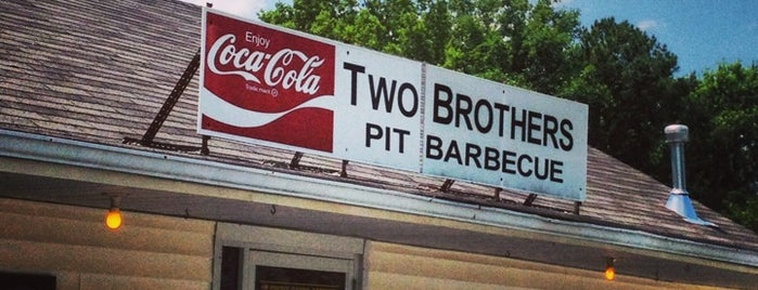 Two Brothers Bar B Q is one of BBQ BUCKET LIST.