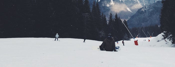 Morzine is one of Ricardoさんのお気に入りスポット.