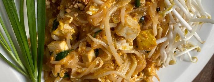 ขนมเส้นบ้านสวน is one of เชียงใหม่_5_noodle.