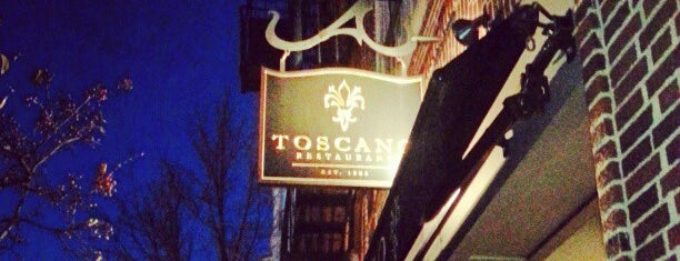 Toscano Restaurant is one of My To-Dine USA 🇺🇸.