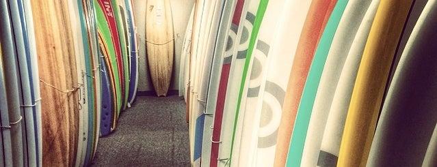 Surf Ride is one of สถานที่ที่บันทึกไว้ของ Scott.