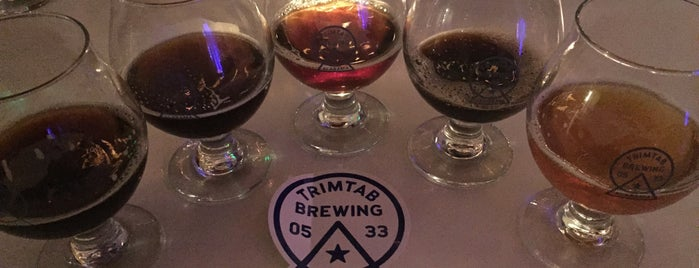 TrimTab Brewing Company is one of Best of Avondale Area.
