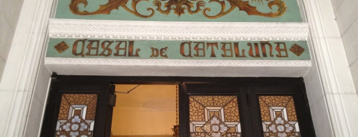 Casal de Catalunya is one of Argentina.