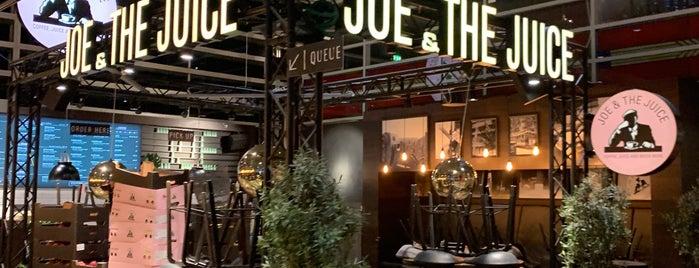 JOE & THE JUICE is one of Lieux qui ont plu à R.