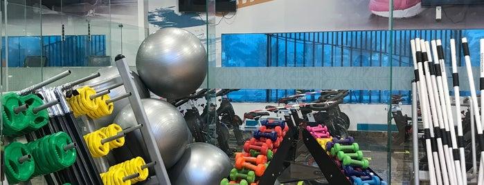 Lava Fitness is one of Locais salvos de Queen.