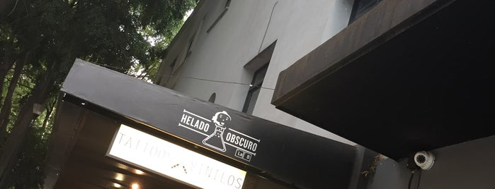 Helado Obscuro is one of Orte, die Mayra gefallen.