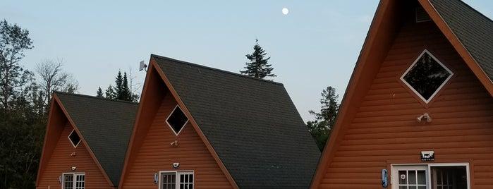 Blaine Country Cabins is one of Tempat yang Disukai Nicole.