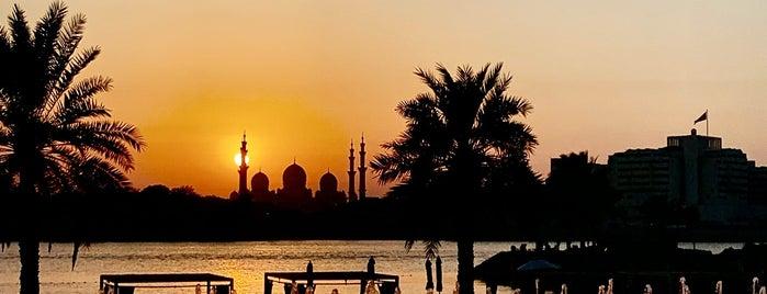 Fairmond BAB al Bahr Sports Bar is one of Abu Dhabi.