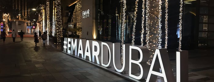 Emaar Square إعمار سكوير is one of Dubai.