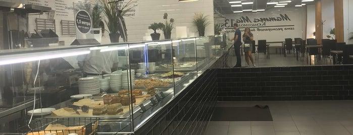 Mamma Mia, сеть ресторанов быстрого питания is one of Stanislav 님이 좋아한 장소.