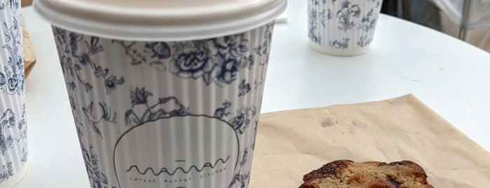 Maman is one of New York's Best Coffee Shops - Brooklyn.