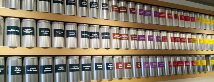 DAVIDsTEA is one of New York.