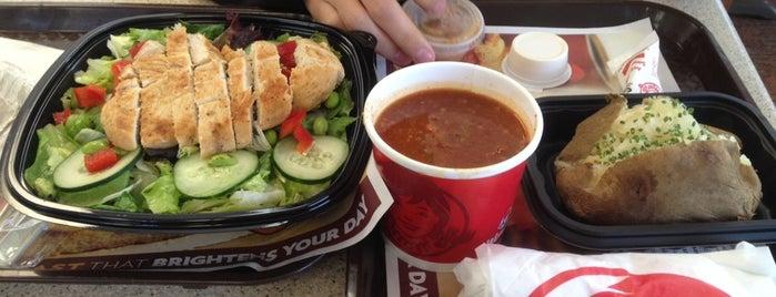 Wendy's is one of Posti che sono piaciuti a Alberto J S.