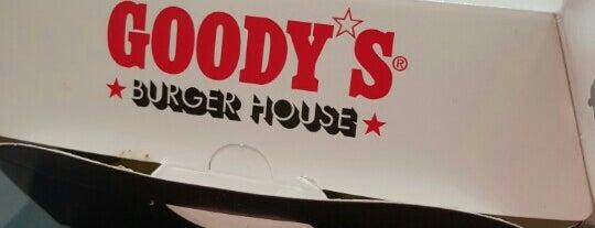 Goody's is one of Lieux qui ont plu à Spiridoula.