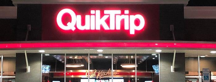QuikTrip is one of Lieux qui ont plu à Keaten.