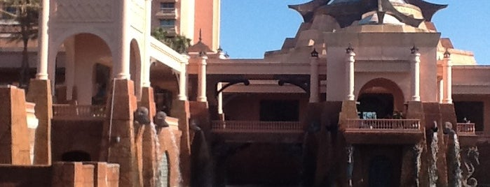 Atlantis Paradise Island is one of Alicia's Top 200 Places Conquered & <3.