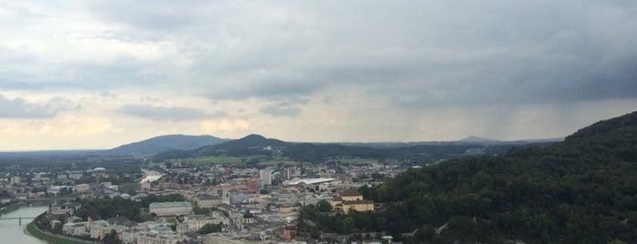 Festung Hohensalzburg is one of Locais curtidos por Ross.