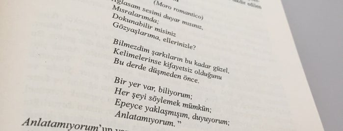 Edebiyat Fakültesi is one of Locais curtidos por 𐱃𐰆𐰍𐰺𐰃𐰞∶𐰲𐰉𐰑𐰺.