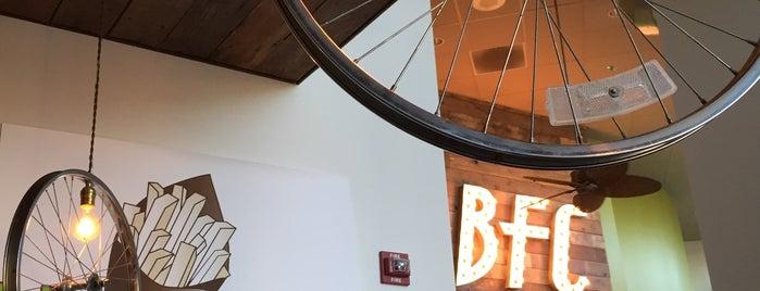 Boise Fry Company is one of Portland.