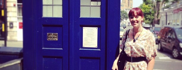 Earls Court Police Box is one of LON 2014.