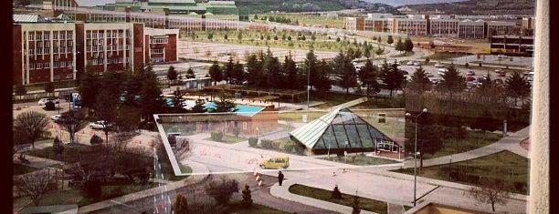 Araştırma ve Uygulama Hastanesi is one of FIRAT : понравившиеся места.