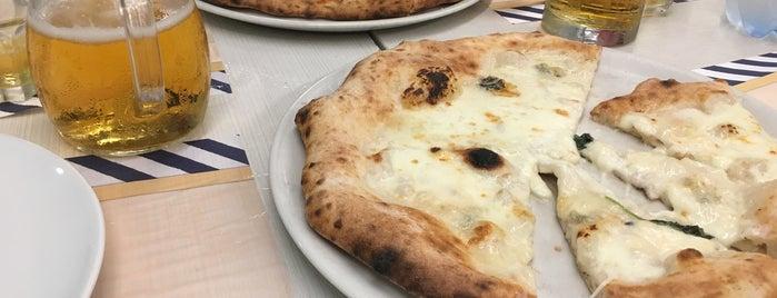 Pizza Italia is one of Posti salvati di Roberto.