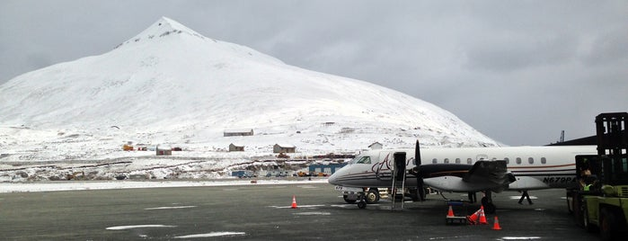 Unalaska Airport is one of Airports.