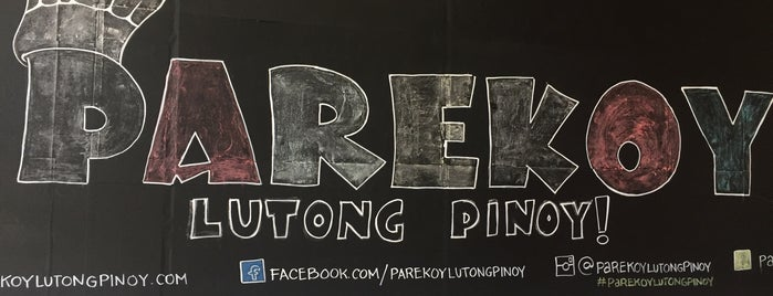 Parekoy Lutong Pinoy is one of Try List.