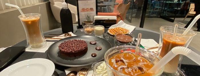 Patchi Café is one of Tempat yang Disimpan Queen.