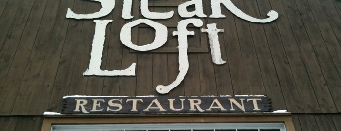 Steak Loft Restaurant is one of Pablo 님이 좋아한 장소.