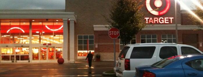 Target is one of Orte, die Jason gefallen.