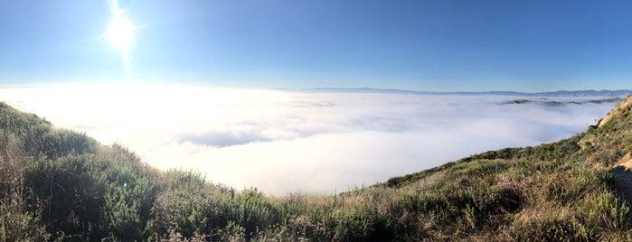 Valencia Peak is one of SLO County Top Spots.