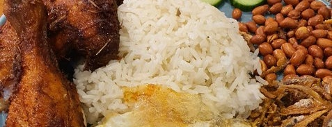 The Coconut Club is one of SG Nasi Lemak Trail....