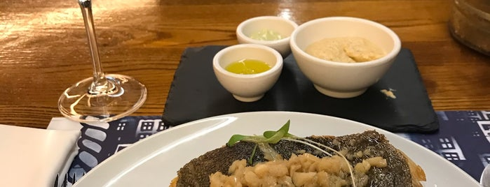 Sea Me - Peixaria Moderna is one of Restaurantes.