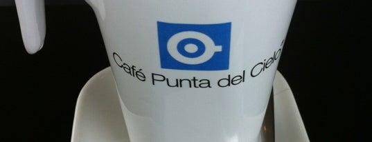 Cafe Punta del Cielo is one of Cosas que amo de Toluca y sus alrededores.