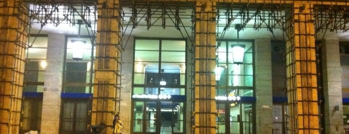 Stazione Roma Ostiense is one of Top 100 Check-In Venues Italia.