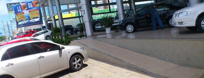 Via Costeira Veículos (Volkswagen) is one of Locais curtidos por Seymour.