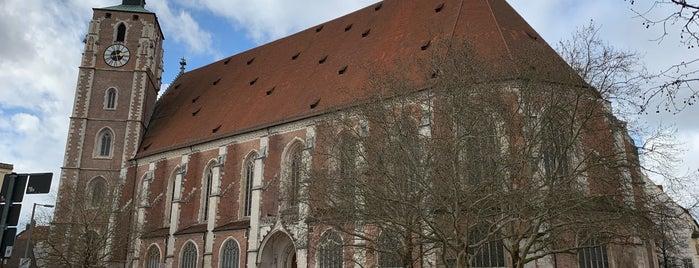 Stadtmitte Ingolstadt is one of สถานที่ที่ Miguel ถูกใจ.