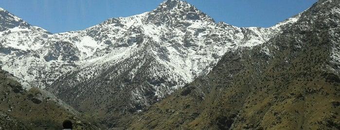 Toubkal Mountain Range is one of Morocco 🇲🇦.
