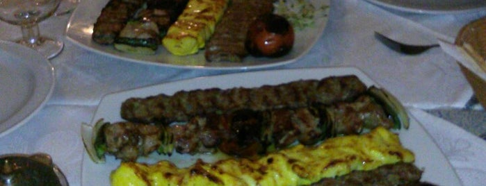 Restaurante Persa Mr Kabab is one of To Try.