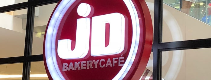 JD Bakeshop is one of Locais curtidos por Louis Anthony.