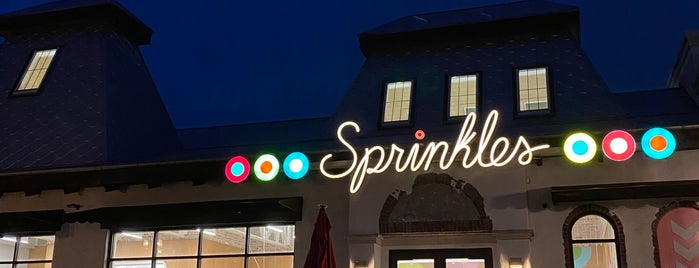 Sprinkles is one of Disney Springs.