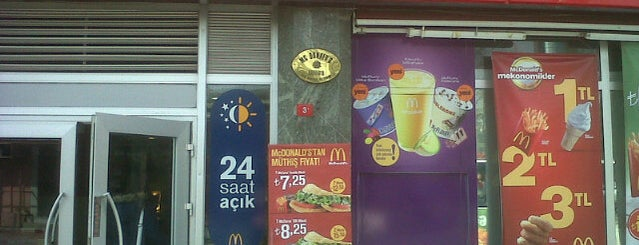 McDonald's is one of Mustafa Çağriさんのお気に入りスポット.
